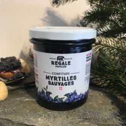 Confiture de Myrtilles Sauvage